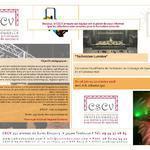 Formation qualifiante professionnelle de Technicien Lumière