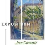 JEAN CARCASSÈS expose