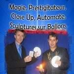 Les Magiciens Pic larsen & silver