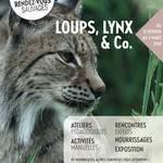 Les Rendez-Vous Sauvages : Loups, lynx & co
