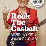 Stage musique Rock The Casbah pour les adultes