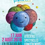 5e Festiplanètes - arts & sciences