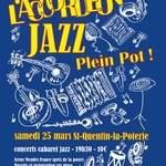 Avant-goût du festival Jazz Plein Pot!