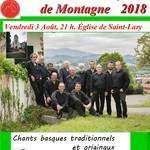 Chants basques traditionnels et originaux
