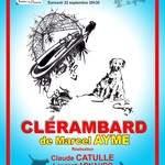 """""""Clérambard"""" de Marcel Aymé par le Théâtre Passé Présent"""