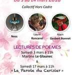 Exposition « Photo-poésie, le printemps des poètes »