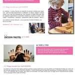 STAGE DE DESSIN - PASTEL 6/12 ANS