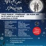 Un écran...Des étoiles - Festival Cinéma Gorges de l'Allier