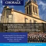 Concert de musique Choral