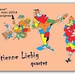 """""""JAZZ EN CAVE"""" Etienne Liebig Quartet  4 mai 2018"""