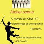 NAM Ballet  - Atelier scène