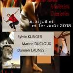 Stage d'été de L'Atelier Danses les 30,31 juill. et 1er août