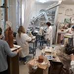 Atelier  de sculprure Paola Palmero - Cours de sculpture sur pierre
