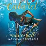 Dîner spectacle Saint Sylvestre Cabaret Le Pâtis