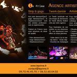 Le Prime agence artistique