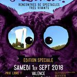 Les rencontres de spectacles très vivants Dehors ! 2018