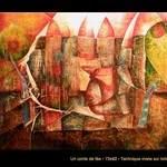Marie BAZIN : exposition collective/ Rencontres de Saint Cénéri le Gérei