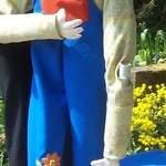 marionnette escampette pour votre arbre de noël