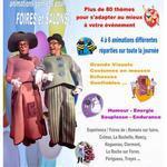 Olivier Brius Cie Les Artventuriers - Spectacles et animations déambulatoires