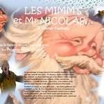 L'ARBRE A NOMADES - SPECTACLE RUE NOEL : LES MIMM'S et MR NICOLAS