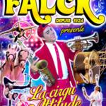 """Cirque FALCK présente """"L'histoire de la Jungle"""""""