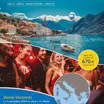 Croisière danse en méditerranée