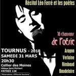 Hélène GRANDSIRE, chante Léo Ferré et les poètes