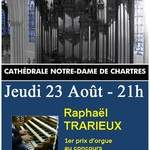 Concert d'orgue - Raphaël TRARIEUX - Soirée Estivale 2018