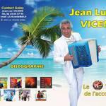 Jean Luc Vicente  - Accordéoniste