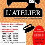 """""""L'ATELIER"""""""