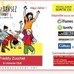 Chantez, Dansez, Maintenant !        Freddy Zucchet & Universe Club