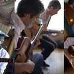 duo de guitares jazz