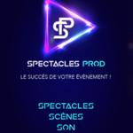 SPECTACLES PROD - SPECTACLES, SCENES, SON, LUMIERES, EVENEMENTIEL