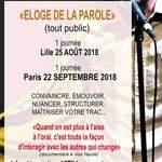 STAGE ELOGE DE LA PAROLE