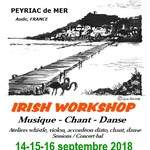 CELT D'OC - Workshop Irlandais