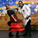 Compagnie Abac'Art - Luna et Terra - Comédie, Théâtre Clownesque, Marionnettes