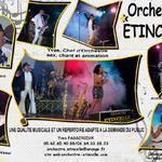 ETINCELLE - Orchestre de Variété