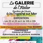 GALERIE DE L'ATELIER D'ART TRANCHAIS
