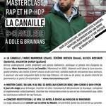 masterclass rap et hip-hop avec La Canaille