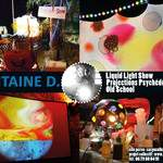 "Capitaine D. - Performance live projections ""Liquid Light Show"""