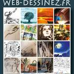 DESSINEZ - Cours en atelier / Dessins - illustration - BD  -  Aquarelle