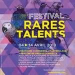 Festival Rares Talents #7 / Rencontre Professionnelle