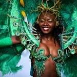 Genevieve Chancelle - DANSEUSE BRÉSILIENNE ET AFRICAINE.
