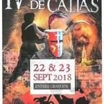 IV MEDIEVALES DE CALLAS