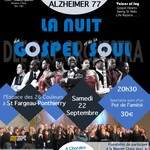 Nuit Soul and Gospel pour France Alzheimer