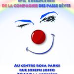 """Stage """"Devenir Clown de théâtre"""""""