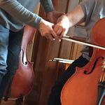 Emmanuelle Vincent- Méandres  - Cours de violoncelle pour adultes