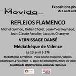 EPOSITION   PHOTO REFLEJOS FLAMENCO/LA MOVIDA