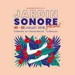 Festival Jardin Sonore