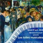 Les Toiles Musicales